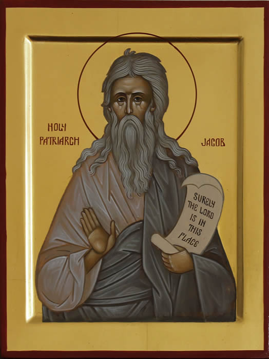 Holy Patriarch Jacob