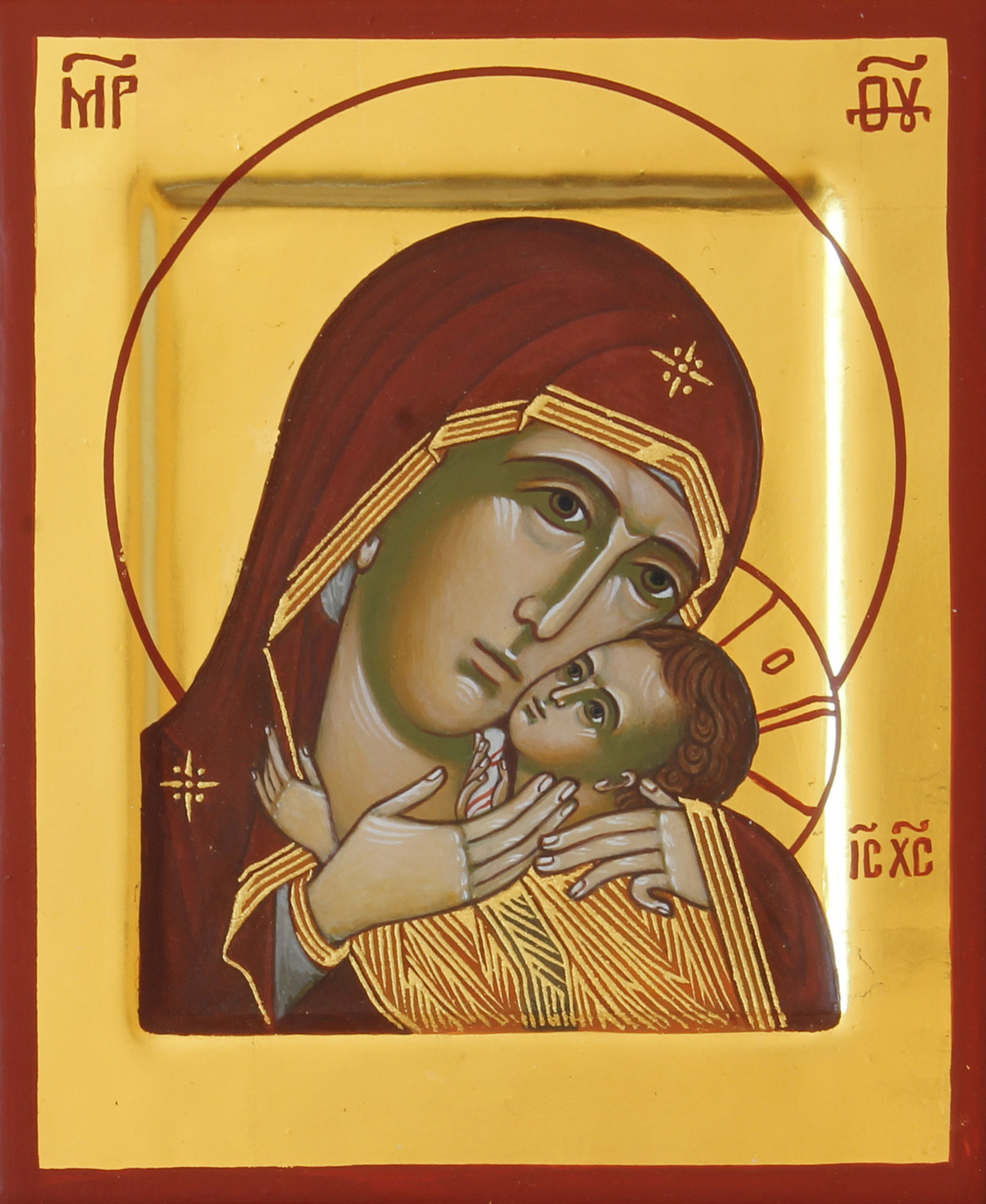 Icon of Mother of God of Korsun