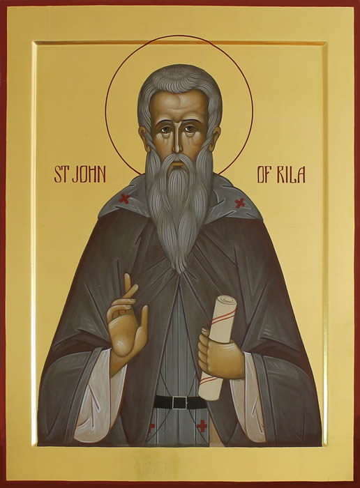 St John of Rila