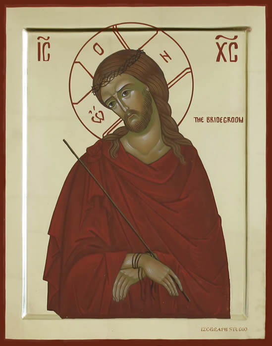 Icon of Christ-the-Bridegroom