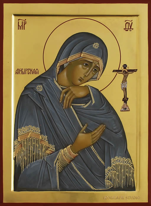 icon of Mother-of-God-of-Achtyrka