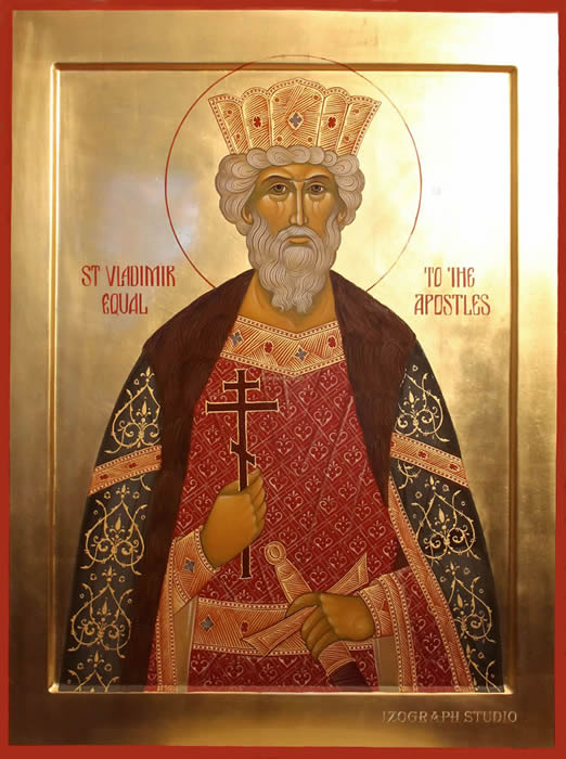 Icon of Mothe-of-God-of-Vladimir